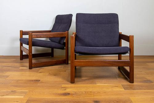 Super Mid Century 1960-70s Campus Armchair by Lupton Morton - 1 Remaining (1 of 13)