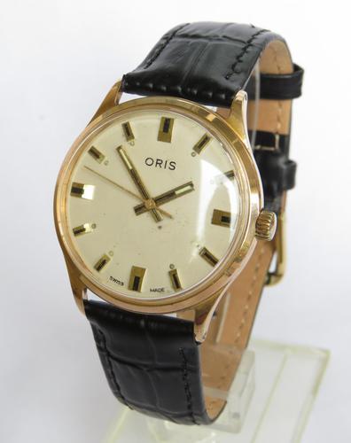 Gents vintage 1960s Oris wrist watch (1 of 5)