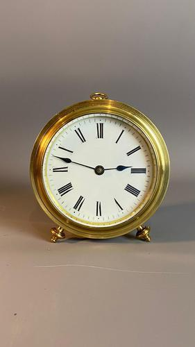 French Fusee Drum Clock with rare plane escapement (1 of 14)