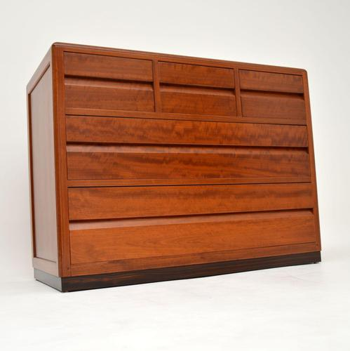 Art Deco Mahogany Chest of Drawers by Betty Joel (1 of 13)