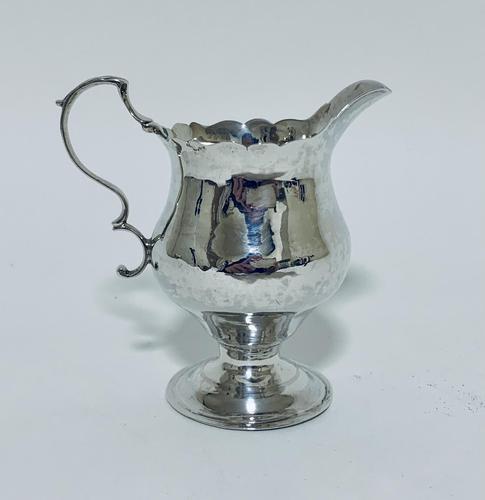 Antique 18th Century Georgian Solid Sterling Silver Milk or Cream Jug (1 of 12)