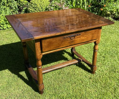 Walnut Country Table (1 of 9)