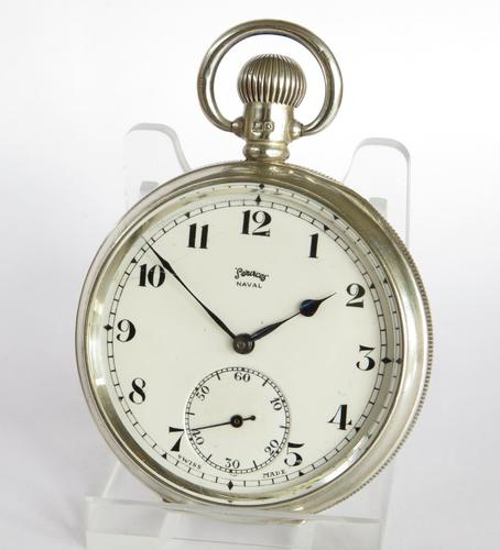 1930s Services Naval Pocket Watch (1 of 5)