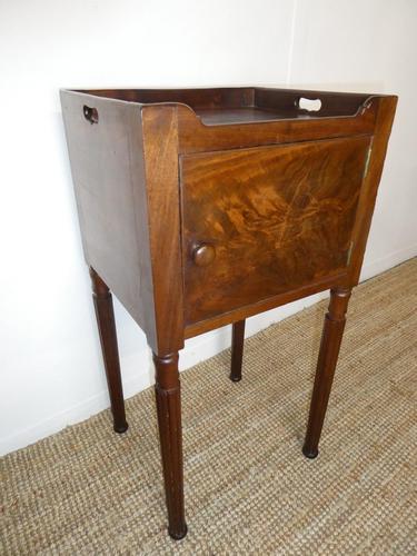 Regency Bedside Cupboard (1 of 9)