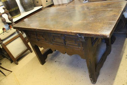 17th Century Country Table (1 of 9)