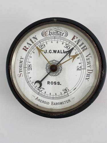 Huge Display Barometer by  J G Wall of Ross (1 of 4)