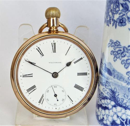 Antique 1897 Waltham Pocket Watch (1 of 5)