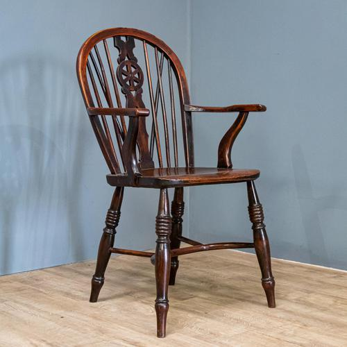 Yew & Elm Windsor Chair (1 of 11)