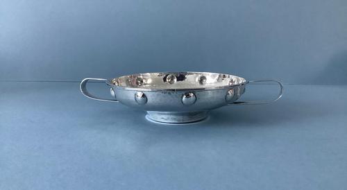 Antique Arts & Craft Style Silver Quaiche (1 of 5)