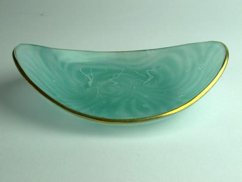 Coty Art Deco Lalique Glass Dish (1 of 6)