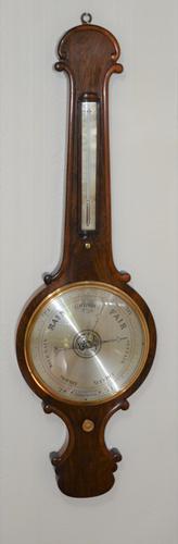 Antique Barometer Emanuel of Portsmouth (1 of 6)
