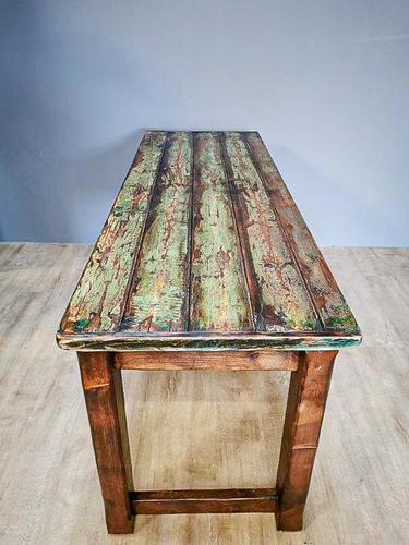 Original Paintwork Table Country Table (1 of 6)