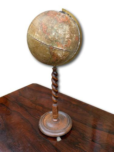 19th C Globe On Stand (1 of 5)
