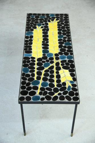 Retro Tiled Coffee Table (1 of 9)