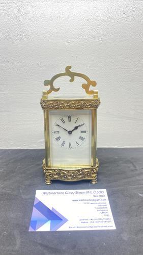 Beautiful Carriage Clock (1 of 5)