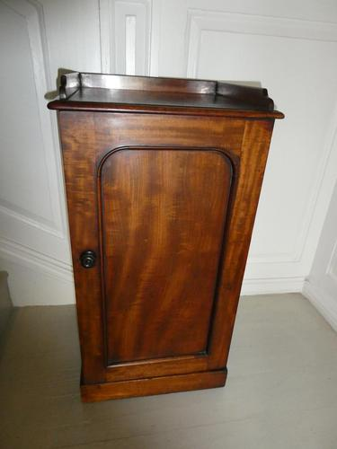 19th Century Bedside Cabinet (1 of 9)