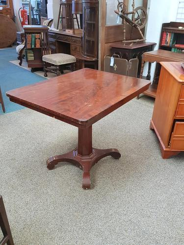 Antique Breakfast Table (1 of 6)