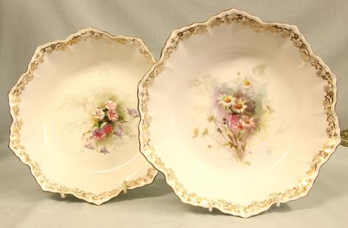 Pair of Antique Doulton Bowls (1 of 8)