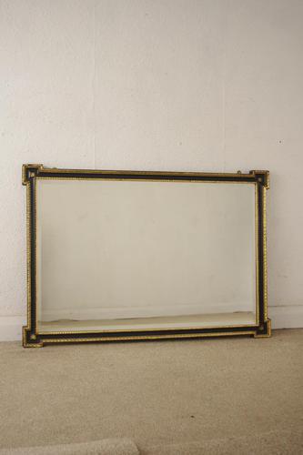 Ebonised & Parcel-gilt Mirror (1 of 7)