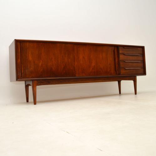 Danish Rosewood Vintage Sideboard by Bernhard Pedersen (1 of 12)
