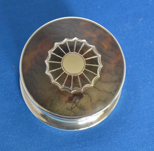 Edwardian Trinket Box (1 of 4)