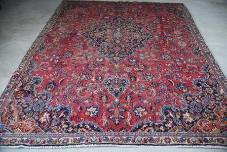 Persian Yazd Rug (1 of 12)