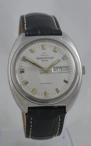 1970s Jaeger Le Coultre Club Wristwatch (1 of 5)