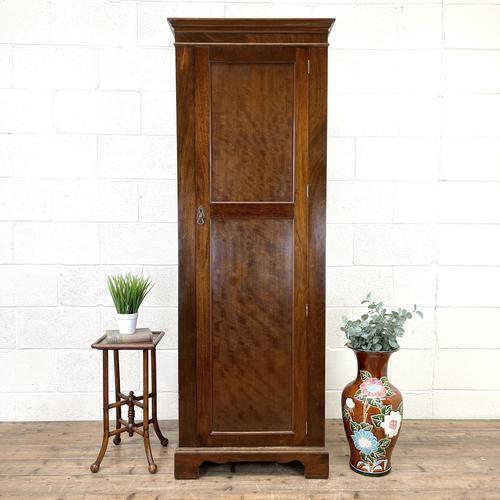 Early 20th Century Mahogany Hall Cupboard (1 of 8)