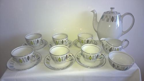 Alfred Meakin Coffee Set (1 of 6)