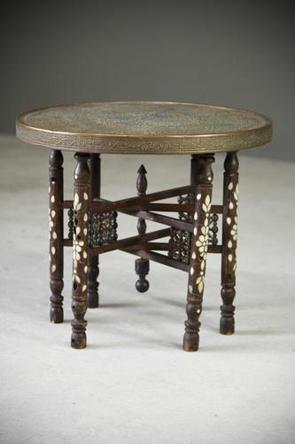 Brass Eastern Table (1 of 12)