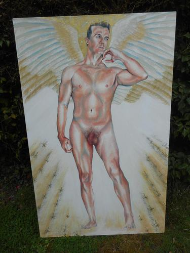 """""""Archangel"""" by Jane Ford (1 of 8)"""