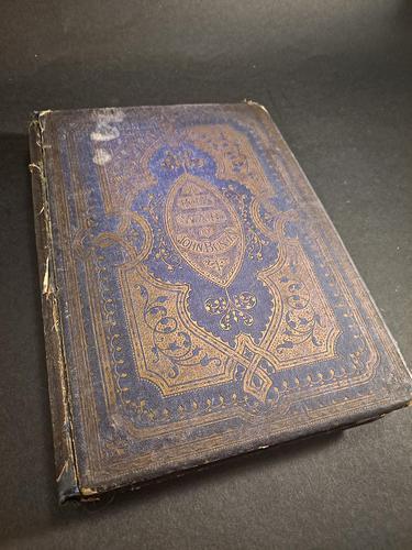 Holy War Book by King Shaddai (1 of 6)