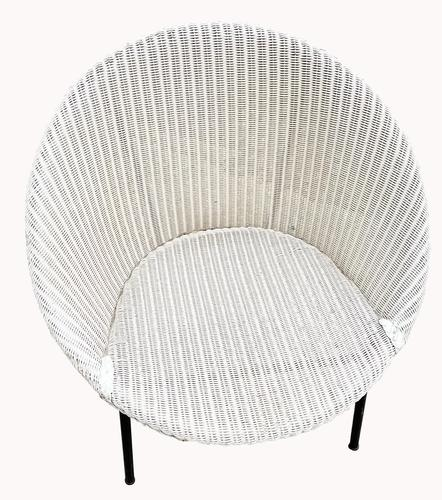Lloyd Loom Bucket Chair (1 of 5)