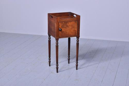 Gillows' Bedside Cabinet (1 of 8)