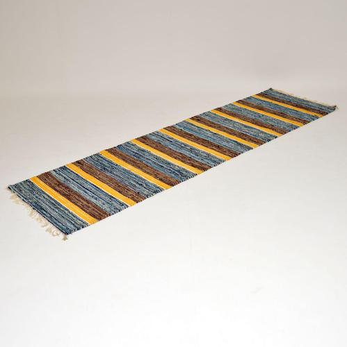 1960's Vintage Scandinavian Wool Rug (1 of 12)