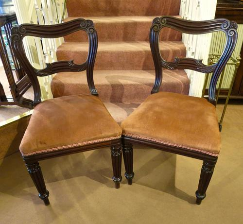 Set of Six Chairs by Gillows (1 of 5)