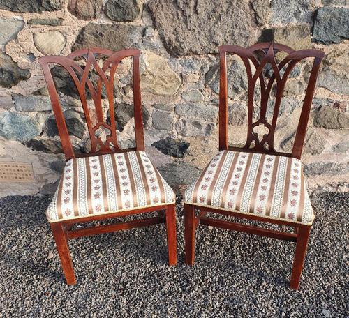 Pair of 18th Century Georgian Chairs (1 of 7)