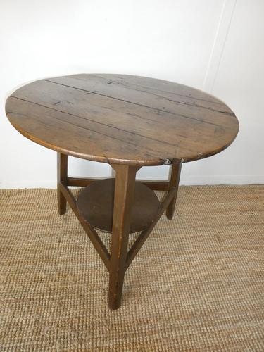 English 18th Century Cricket Table (1 of 7)