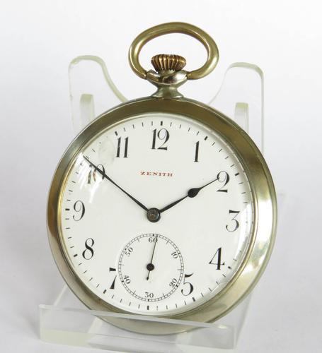Antique Zenith Pocket Watch c.1906 (1 of 5)