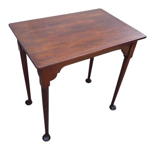 Georgian Design Mahogany Occasional Table c.1910 (1 of 1)