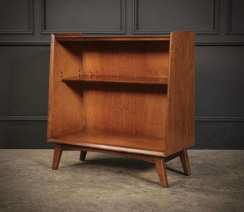 Mid-Century Walnut Bookcase (1 of 7)
