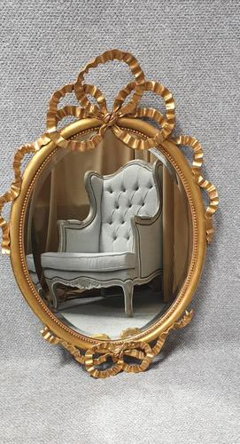 Outstanding Victorian English Gilt Mirror (1 of 10)