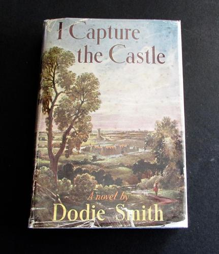 1949 I Capture the Castle, A Novel  by Dodie Smith (1 of 5)