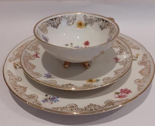 Trio Bavaria Porcelain (1 of 3)