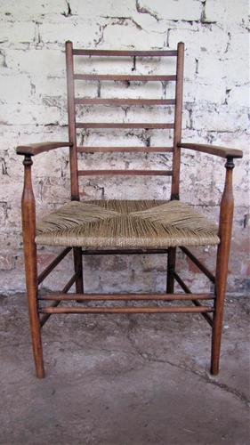 Cotswold School Ladderback Armchair (1 of 5)