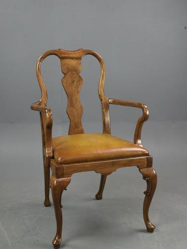 Walnut Desk Chair (1 of 5)