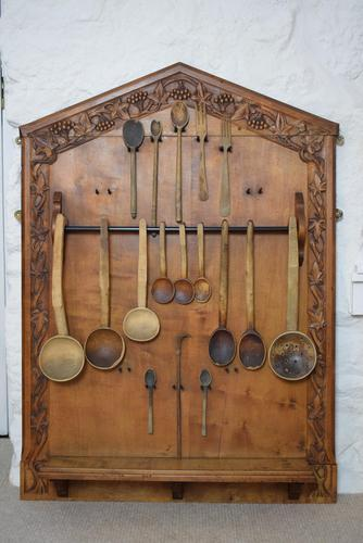 Arts & Crafts Kitchen Rack by Stanley Webb Davies (1 of 12)