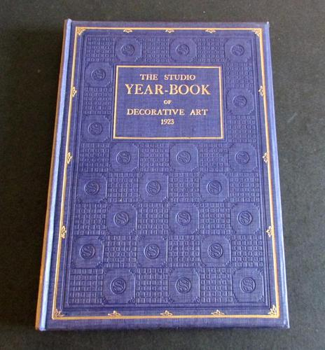 1935 Decorative Art.   The Studio Year Book by C. Geoffrey Holme (1 of 5)