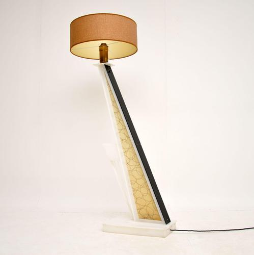 1954 Vintage Plexiglass Moss Floor Lamp (1 of 12)