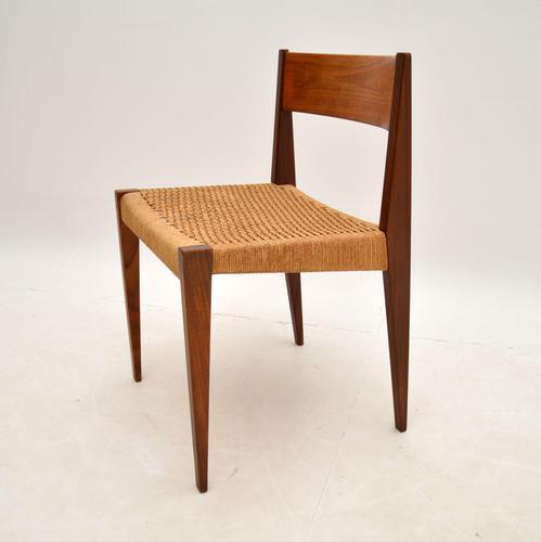 Danish Vintage Teak 'Pia' Chair by Poul Cadovius (1 of 10)